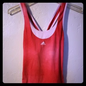 Adidas Climalite racer back tank top